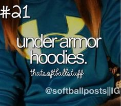Things I love... ANY under armour really