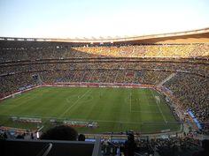 FNB Stadium, Johannesburg, South Africa (94,700)
