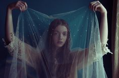 Ava's Tale for Material Girl Magazine by Marie Hochhaus, via Behance