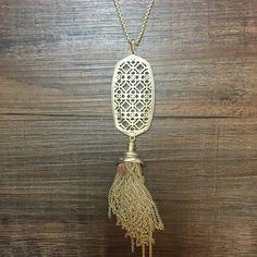 Kendra Scott - Benning Necklace in Gold