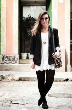 Small Fashion Diary: não sei o que dizer
