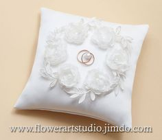Hey, I found this really awesome Etsy listing at https://www.etsy.com/ru/listing/191313567/wedding-ring-pillow-ivory-ring-pillow