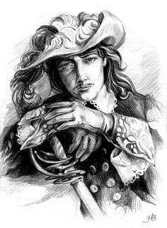 """Musketeer"" by ~Callista1981 on deviantART. http://callista1981.deviantart.com/art/Musketeer-99099771"