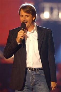 This even looks good on Jeff Foxworthy...