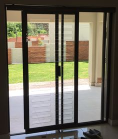 Beautiful Security Gate installed with SheerGuards new design, allowing for air flow and visibility while keeping your home or office safe.   Contact us for your free quotation on 011 704 4470 or 011 026 9762 . Alternatively, email us at sales@sheerguard.co.za or visit our website www.sheerguard.co.za Office Safe, Security Gates, Living Room Tv, Doorway, Entrance, House Styles, Quotation, Flow, Beautiful