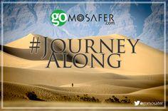 #JourneyAlong because life's an adventure!