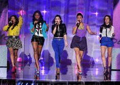 "fifth harmony   Fifth Harmony lança versão Spanglish de ""Miss Movin'On ..."