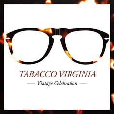 Persol Tabacco Virginia styles mirror the interplay between light and earth
