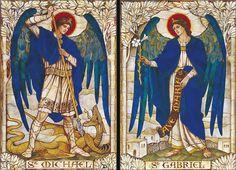 St John's Church mosaics, Warminster