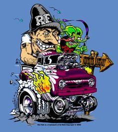 Rat Truck....