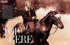 Horse-Themed Photo Shoots in Vanity Fair | Vanity Fair