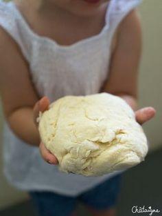 La pâte brisée sans beurre