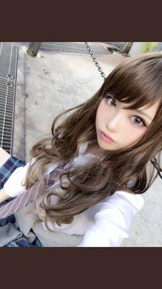 """【一番かわいい】神すぎ!天使のように可愛いコスプレイヤー""""シスル""""画像まとめ!JKコス有名・プロフィール? Dps For Girls, Girls Dp, Girls In Love, Cute Girls, Cool Girl, Asia Girl, Girl Wallpaper, Kawaii Girl, Girls Image"""