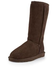 d369dfdcde44 Ugg Australia Classic Tall Boots - Chocolate