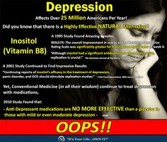 Is Big Pharma Fueling Depression?