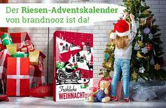 brandnooz Adventskalender – Produkttests von uns für Euch!