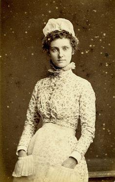maid servant 19th century.