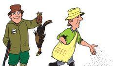 Gli Hunter e i Farmer