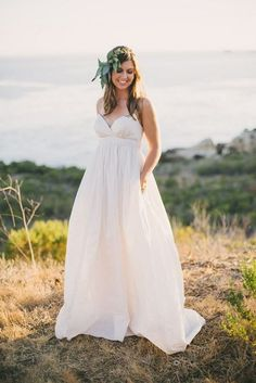 A stunning Celia Grace creation shot by Loveridge Photography! 5 Steps Closer to Your Perfect Eco-Friendly Wedding Dress - Wedding Party