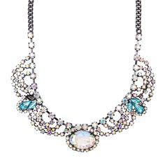 Katy Perry Rhinestone Chandelier Necklace | Claire's