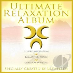 Ultimate Relaxation Album, £9.95