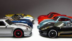 the Lamley Group: The Porsche Series has come and gone. What should be the next carmaker set from Hot Wheels?
