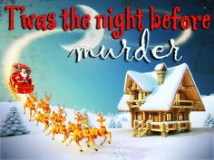 A fun family Christmas Murder Mystery Party set in the North Pole! A fun Christmas-spirited murder mystery party for 8-16+ guests ages 13 to 112!