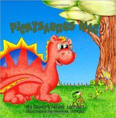 Pickysaurus Mac: Sandra Miller Linhart, Sean M Wright: 9781938505003: Amazon.com: Books
