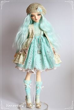 clouetvis:  Caitlin - Minifee Chloe by venecja1 on Flickr.