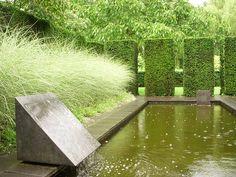 garden by Mien Ruys, Dedemsvaart, the Netherlands