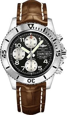 Search Results for Breitling - Page: 5 of 6 Breitling Superocean Chronograph, Breitling Watches, Mens Sport Watches, Watches For Men, Swiss Army Watches, Fashion Watches, Design, Watch, Men's Watches