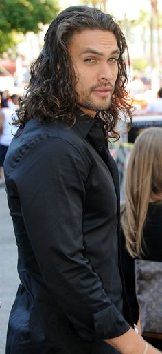 Jason Momoa as Gideon Cross.if you don't think so, then your just. Jason Momoa Aquaman, Lisa Bonet, Lenny Kravitz, Hollywood, Gorgeous Men, Beautiful People, Simply Beautiful, Divas, My Sun And Stars