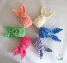 Amigurumi Bunnies - Toma Creations 1