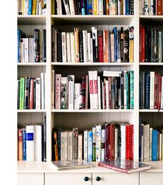agrariankitchenlibrary! - Most impressive cookbook library I've ever seen & an epiphany - I CAN HAVE AS MANY COOKBOOKS AS I WANT!!