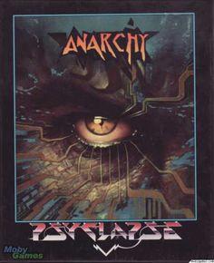 Atari ST Games - Anarchy