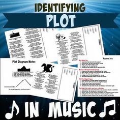 Finding plot in music