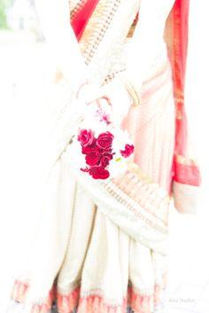 Bridesmaid's bouquete