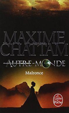 Livre audio : Malronce (Autre-monde tome 2) - Maxime Chattam
