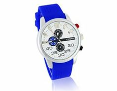 Tanboo SINOBI Stylish Unisex Analog Watch with Silicone Strap (Blue) by Tan Watches. $13.99. A watch with unisex design. Style:Casual. Gender:Unisex. Display Type:Analog. Stylish designStylish designA watch with unisex designComfortable for every day wear. Stylish designA watch with unisex designComfortable for every day wearGeneral SpecsGender:UnisexStyle:CasualDisplay Type:AnalogDial Shape:RoundDial Color:WhiteCase Material:Stainless steelCase Diameter:4.5 cmStrap Material:...