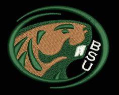 Bemidji State University Beavers Embroidered Patch