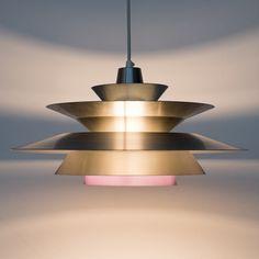 For sale: Danish pendant light, Restaurant Design, Danish, 1970s, Ceiling Lights, Lighting, Pendant, Vintage, Home Decor, Ceiling Light Fixtures