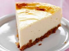 Le vrai New-York cheesecake, facile et pas cher