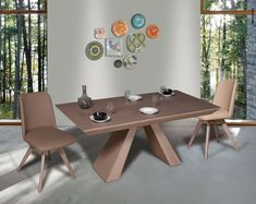 Τραπεζαρία Robert | Dining table Robert #home #homedecor #interiordesign #furniture #diningroom #table