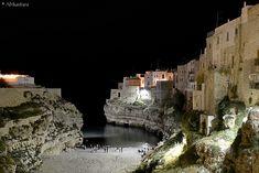 Notte senza Luna......  Polignano a Mare Puglia Italy