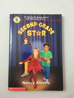 Second-Grade Star - Paperback