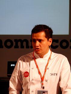 Jorge Vallejo (rest. Quintonil, México)