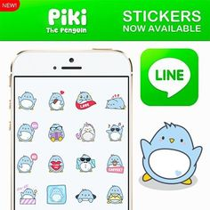 "Piki The Penguin 2017 - Creators' Stickers  Meet ""Piki"", a kawaii penguin that will make your conversations much more fun!   https://store.line.me/stickershop/product/1391389    #Piki #pikithepenguin #penguinslover #penguins #linecreator #line #stickers #chat #smartphone #download #love #lovecoffee #unicorns #pusheencat #pusheen #picoftheday #instagood"