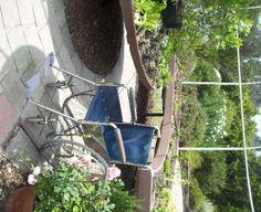Patio Design Ideas: Wheelchair Accessible Patio Garden