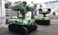 Руската армия ще приеме на въоръжение автономни бойни роботи