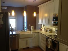 White Kitchen Cabinets   Kitchen Remodel   3 Day Kitchen U0026 Bath